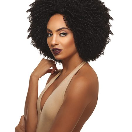 Outre Big Beautiful Hair 4C-Coily Syn Wig