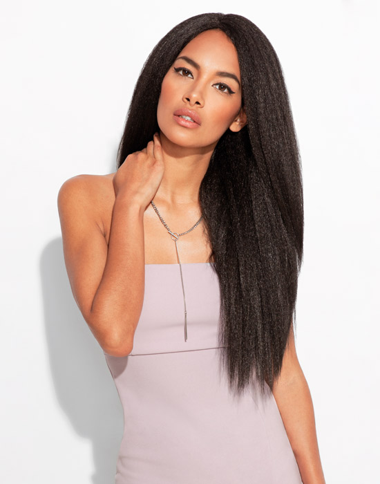 Feme Collection Smooth Blowout Syn Wig