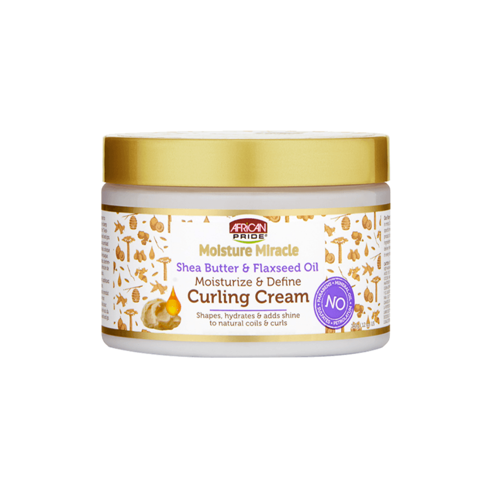 African Pride Moisture Miracle Curling Cream