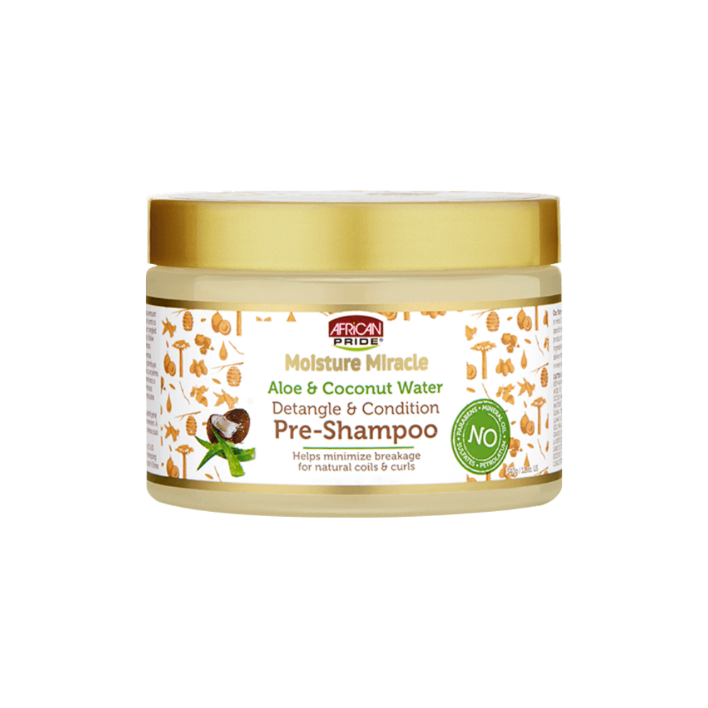 African Pride Moisture Miracle Pre-Shampoo