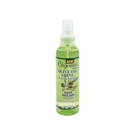 Africas Best Originals Extra-Virgin Olive Oil Hair Polish 6oz