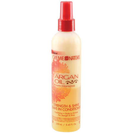 Creme Of Nature Argan Oil Strength and Shine Leave- In Conditioner
