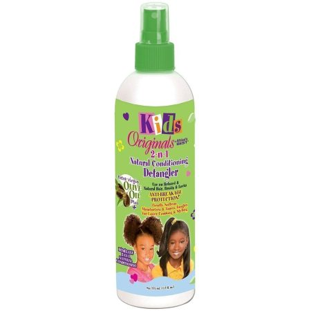 KIDS ORGANICS By Africa's Best Protein Enriched Conditioner