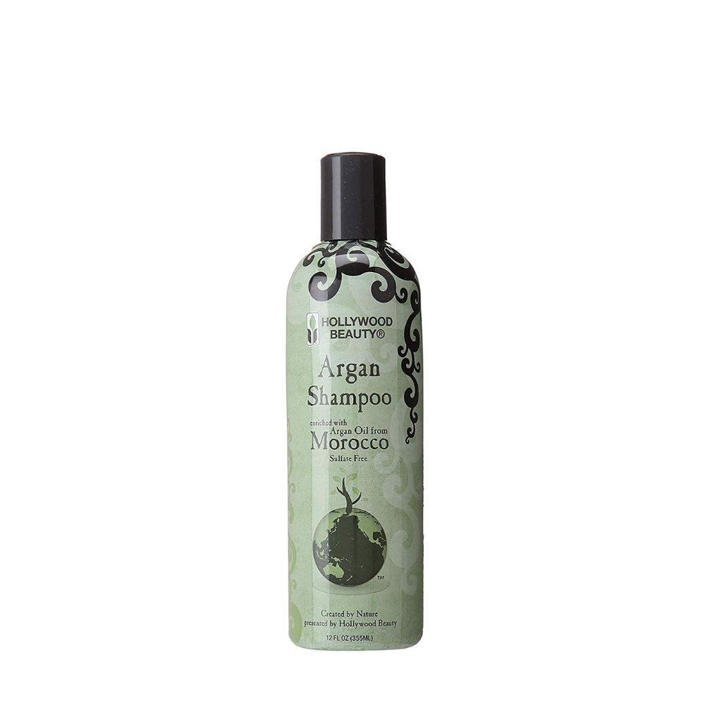 Hollywood Beauty Argan Oil Shampoo 12oz
