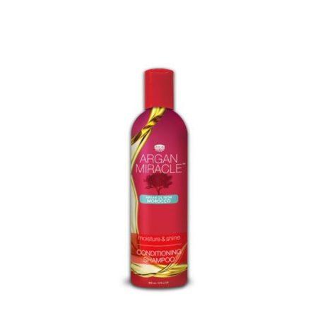 African Pride Argan Miracle Shampoo 12oz