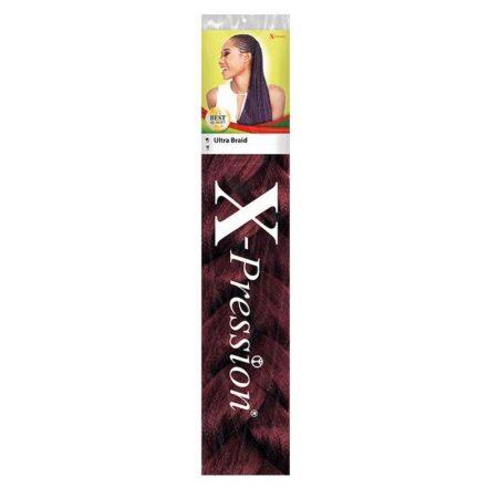 Xpression Ultra Braiding Hair