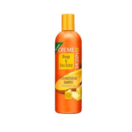 Creme Of Nature Mango & Shea Butter Ultra-Moisturizing Shampoo 12oz