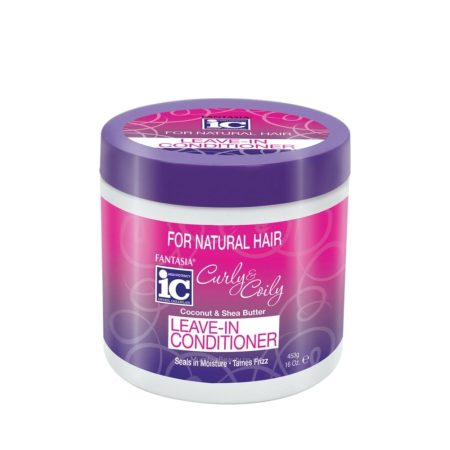 FANTASIA IC CURLY & COILY Leave In Conditioner