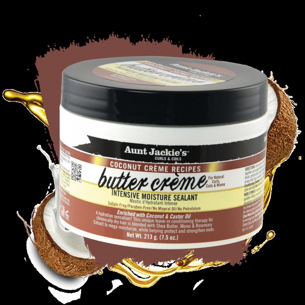 Aunt Jackies Butter Creme Intensive Moisture Sealant 7.5 oz