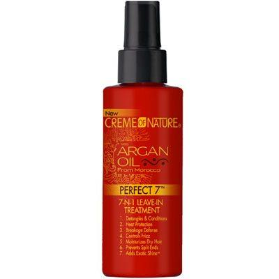 Creme OF Nature Argan Oil 7-N-1 Leave In Treatment 4.3oz