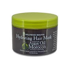 HOLLYWOOD BEAUTY ARGAN OIL Hair Mask