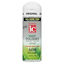 Fantasia IC Aloe Hair Polisher