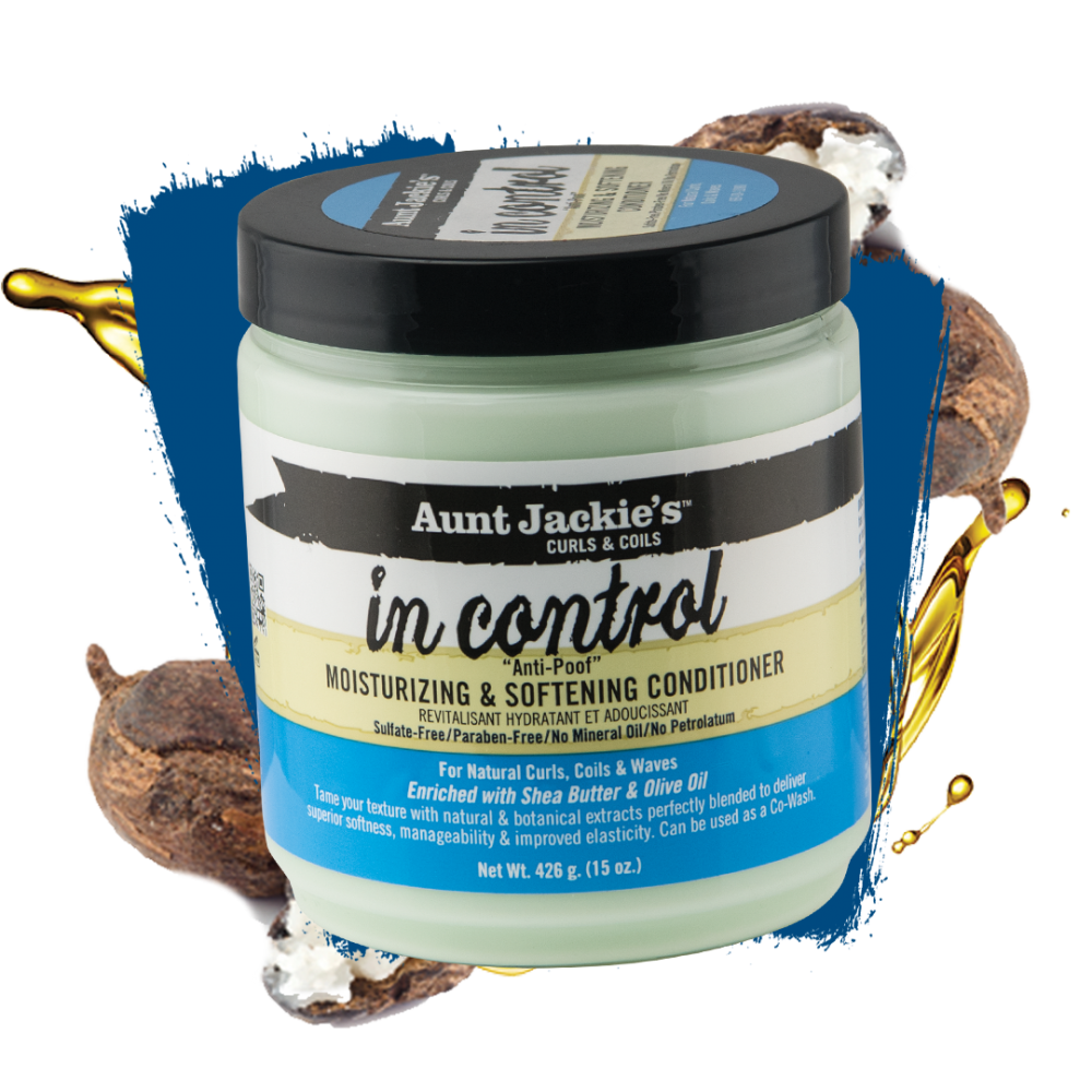 Aunt Jackies In Control Moisturizing & Softening Conditioner 15oz