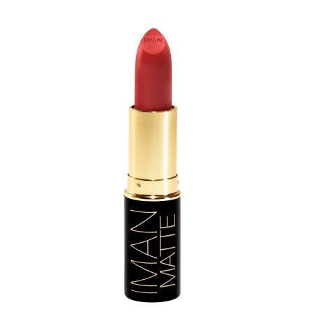 Iman Matte Lipstick - Vice 3.4g