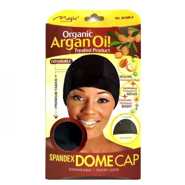 3016 Argan Spandex Dome Cap