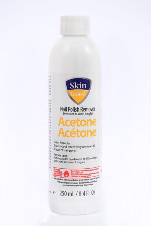 Skin Guard Nail Remover Acetone 8.4oz