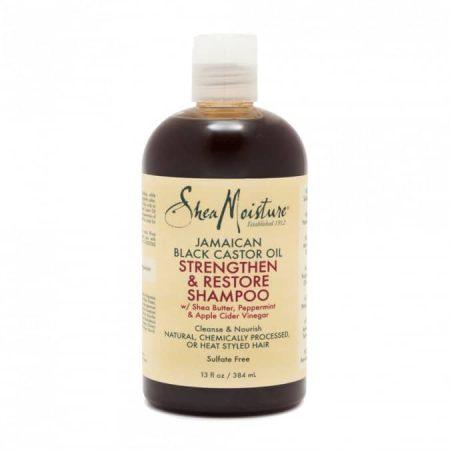 Shea Moisture Jamaican Black Castor Oil Strengthen & Restore Shampoo 13oz