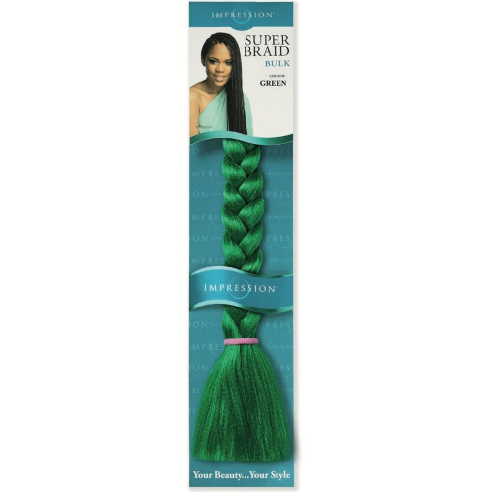 impression-super-braiding-hair-colour-green