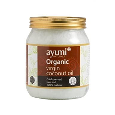 Ayumi Cold Pressed Organic Virgin Coconut Oil 290g