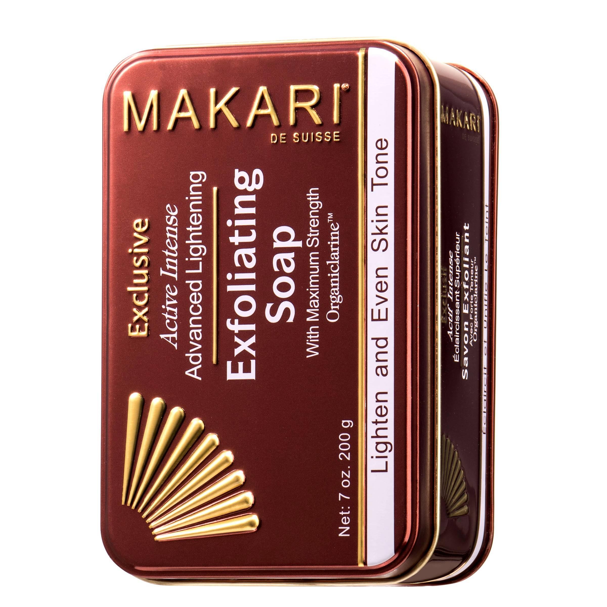 Makari EXCLUSIVE ACTIVE INTENSE EXFOLIATING SOAP 7oz