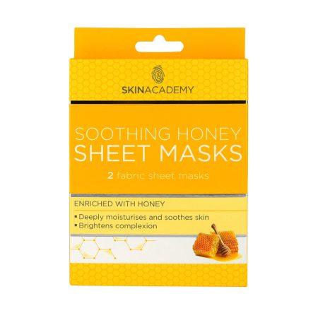 Skin Academy Soothing Honey Mask