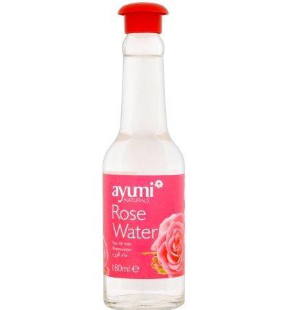 Ayumi Rose Water 180ml