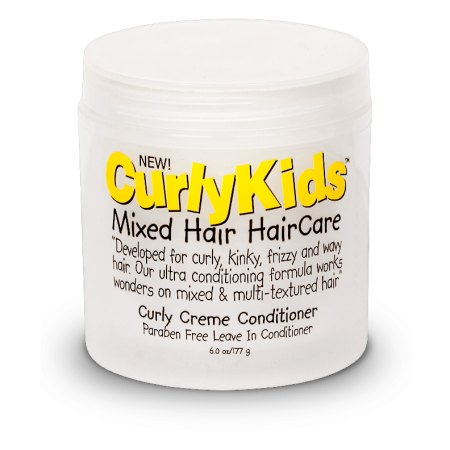 Curly Kids Curly Creme Leave-In Conditioner 6oz