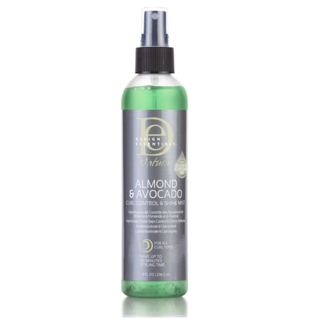 Design Essentials Almond & Avocado Curl Control & Mist