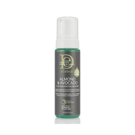 Design Essentials Almond & Avocado Curl Enhancing Mousse 8.5oz