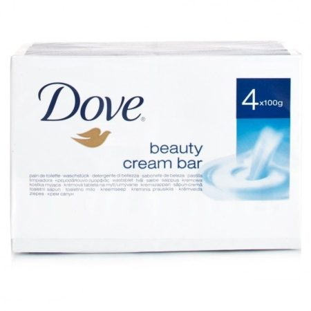 Dove Cream Bar 4x100g