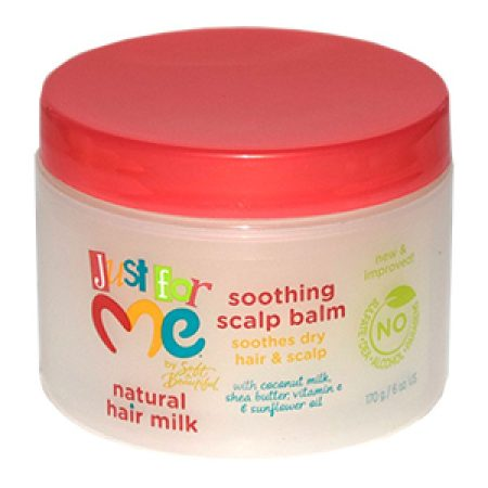 Just For Me Natural Hair Milk Soothing Scalp Balm 6oz