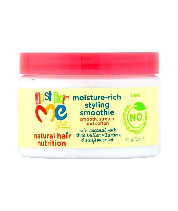 Just For Me Natural Hair Styling Smoothie