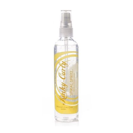 KINKY CURLY Spiral Spritz Natural Styling Serum