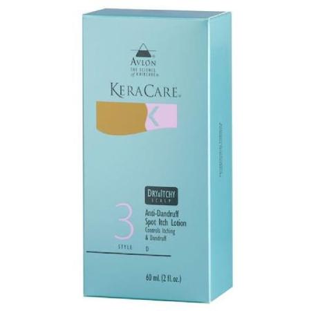 KeraCare Dry & Itchy Anti-Dandruff Spot Itch Lotion 2oz