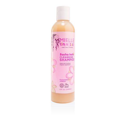 Mielle Tinys & Tots Sacha Inchi Cleansing Shampoo 8oz