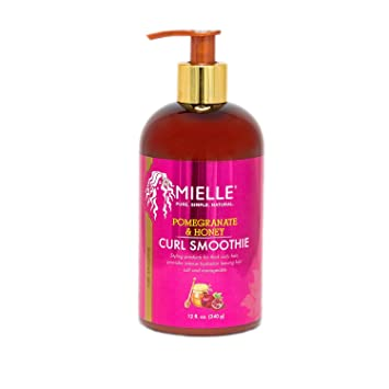 MIELLE ORGANICS POMEGRANATE AND HONEY Curl Smoothie 12oz