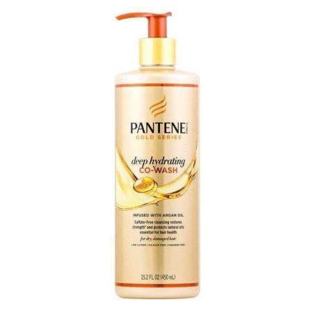 Pantene Gold Series Deep Hydrating Co-Wash 15oz
