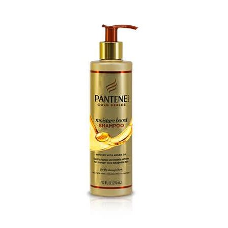 Pantene Gold Series Moisture Boost Shampoo 9.1oz