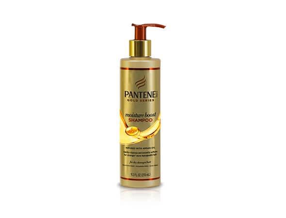Pantene Gold Series Moisture Boost Shampoo