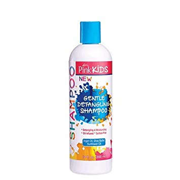 Pink Kids Gentle Detangling Shampoo 12oz