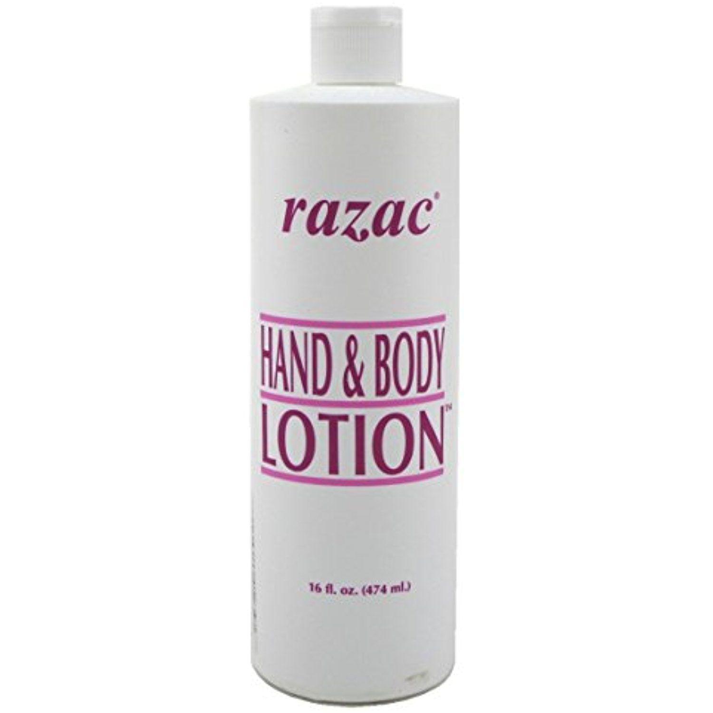 Razac Hand and Body Lotion