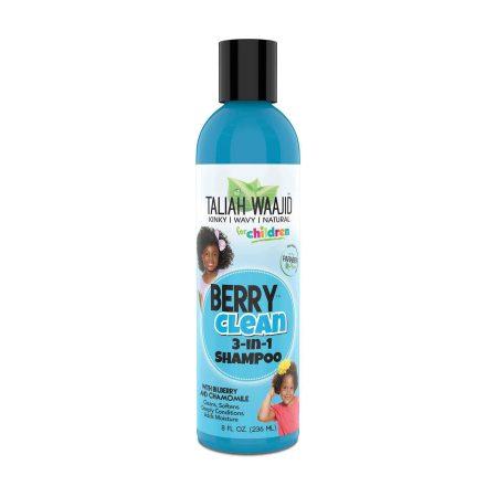 Taliah Waajid Kids Berry Clean 3-in-1 Shampoo 8oz