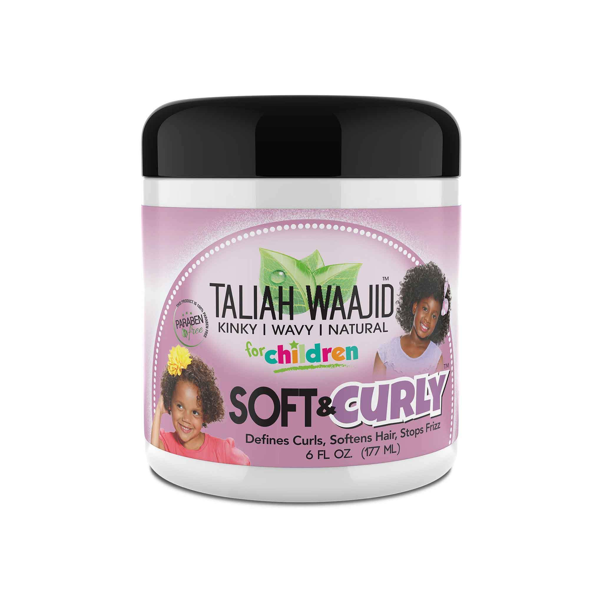 Taliah Waajid Kids Soft And Curly