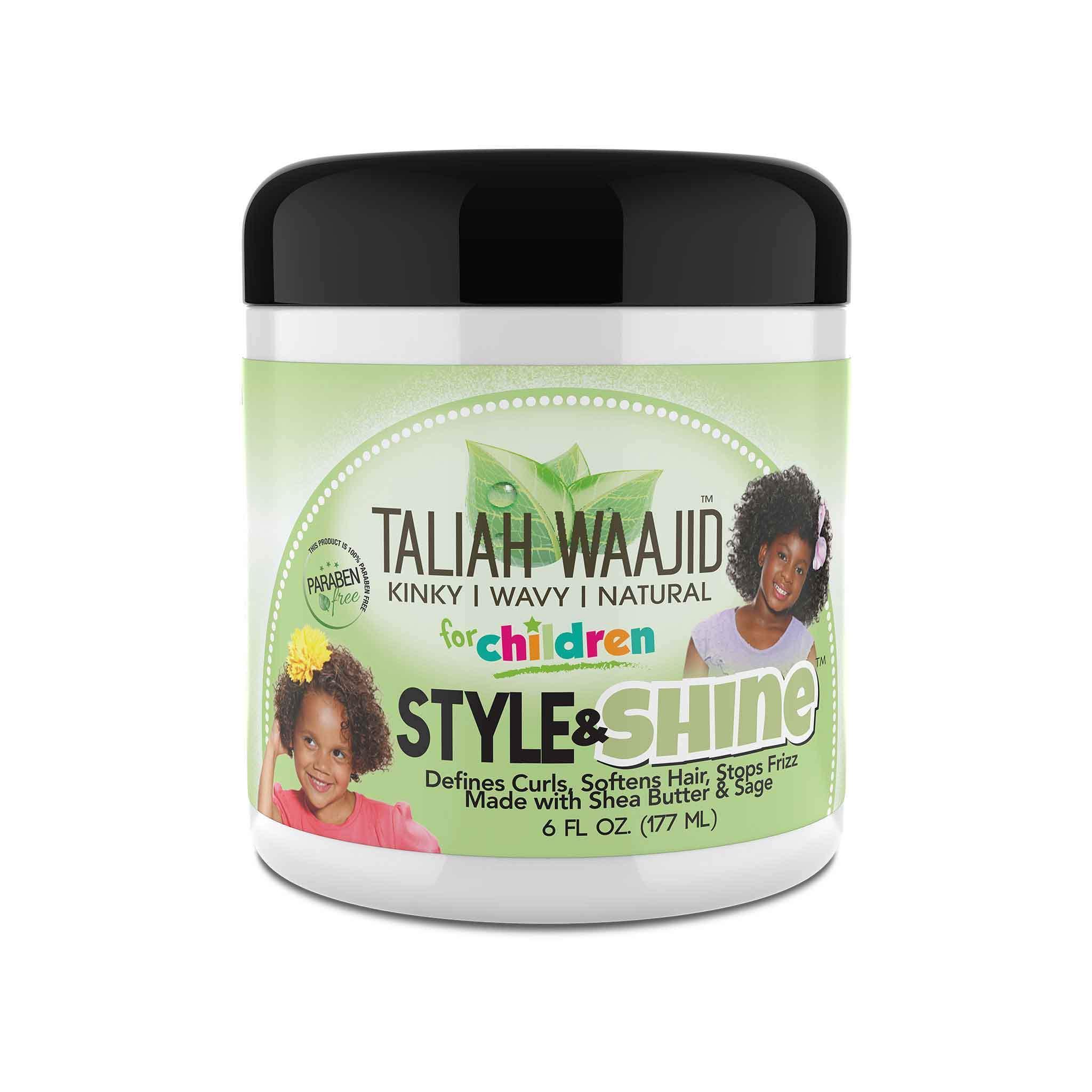 Taliah Waajid Kids Style & Shine