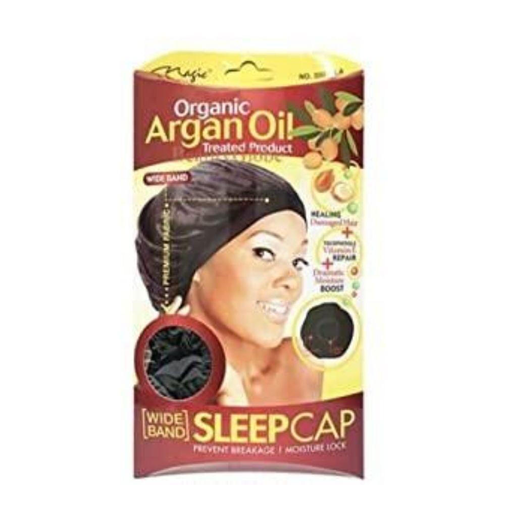 3001 Wide Band Argan Sleep Cap