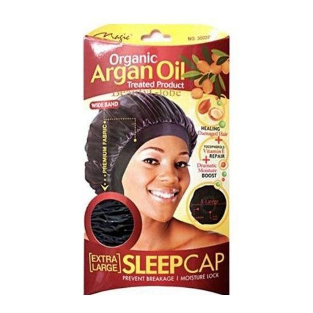 3002 Extra-Large Argan Sleep Cap