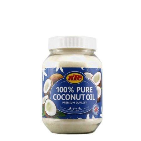 KTC 100% Pure Coconut Oil Jar 500ml
