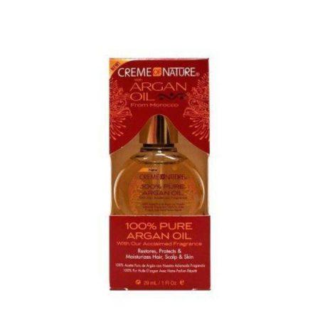 Creme of Nature Pure Argan Oil 1oz