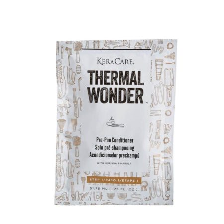 KeraCare Thermal Wonder Pre Poo Conditioner Sachet