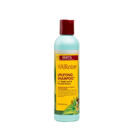 ORS HAIRestore Uplifting Shampoo with Nettle Leaf and Horsetail Extract 8oz